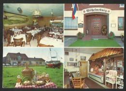 WILHELMSBURG Hamburg Hademarschen Restaurant WILHELMSBURG Werbekarte Ungefalzt - Wilhemsburg