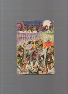 IVANHOE,album N° 37 Avec N°145,146,147,148 - Autres Auteurs