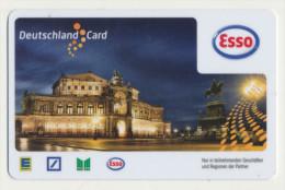 Deutschland Card - Esso - Bonus Karte -   !!!!! ( 211 ) - Unclassified
