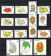 Ascension Island - 1981 - Flowers (No Imprint Date) - MH - Ascension (Ile De L')
