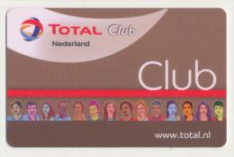 Total Club Niederlande - Punkte Sammelkarte !!!!! ( 213 ) - Unclassified