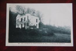SAINT LAURENT DE BREVEDENT - Le Donjon Du Petit Bois - Sonstige Gemeinden