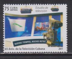 Cuba 2015 Television - Cuba