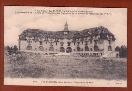 1 Cpa ARCUEIL-CACHAN , LE FOYER DES PTT - Arcueil
