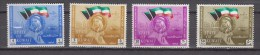 Kuwait 1963,4V,set,national Day,flags,banners,vlaggen,drapeaux,flaggen,MNH/Postfris(A2164) - Vlag