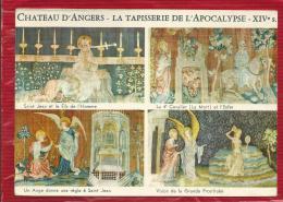 ANGERS - Dépt 49 - Au Château - Tapisserie De L'Apocalypse - Multivues - CPSM - Angers
