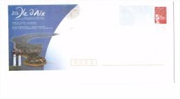 Lettre PAP Pret à Poster Marianne De Luquet Neuf 17 Ile D' Aix Phare - Entiers Postaux