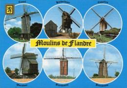 MOULINS DES FLANDRES - Windmühlen