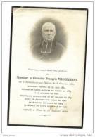 Image Pieuse Cosne Sur Loire  St Jacques Chanoine Maucourant 1921 - Imágenes Religiosas