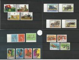 PAPUA - NEW GUINEA - PETIT LOT ** MNH - COTE = 23 EURO - - Papouasie-Nouvelle-Guinée
