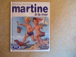 Martine à La Mer - Collection Farandole / Casterman Imprimé En 1984 - Martine