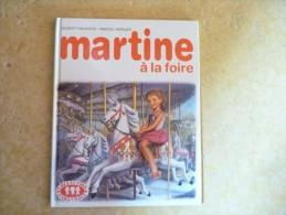 Martine à La Foire - Collection Farandole / Casterman Imprimé En 1983 - Martine
