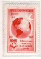 Dominikanische Republik - Mi.Nr. DO - 794 - 1962 - Refb3 - Dominican Republic