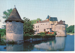 CP - CHATEAU DE LA BREDE - OU NAQUIT ET VECUT MONTESQUIEU - CIM - C3 33213-1-0109 - France
