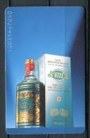 """Germany,Allemagne 1993 Telefonkarte,Phone Card """"4711-Echt Kölnisch Wasser,Die Frische,die Befreit""""1 TC Used,Restguthaben - Parfum"""