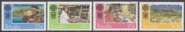 TUVALU, 1983 COMMUNICATIONS 4 MNH - Tuvalu