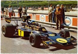 AUTOMOBILISMO - GRAND PRIX - F.1 LOTUS FORD - RONNIE PETERSON - Vedi Retro - Grand Prix / F1