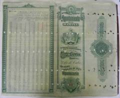 BON-209 CUBA BON 1889 100$. AYUNTAMIENTO DE LA HABANA. - Shareholdings