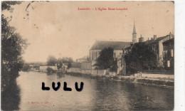 DEPT 54 : Luneville , L église Saint Leopold - Luneville