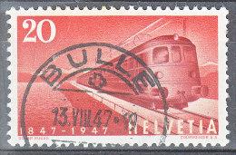 279 - CACHET LUXE - BULLE - Svizzera