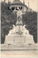 DEPT 54 : Luneville , Monument Commémoratif De La Guerre 1870-71 - Luneville