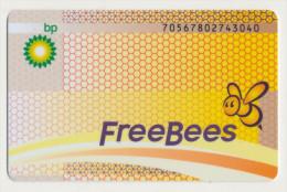 Bp - FreeBees - Niederlande   - Punkte Sammelkarte !!!!! ( 218 ) - Unclassified