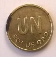 Pérou - 1 Sol De Oro 1970 - - Pérou