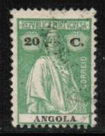 ANGOLA  Scott  # 140 F-VF USED - Angola