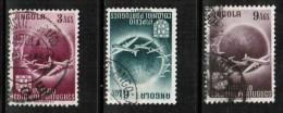 ANGOLA  Scott  # C 21-5 VF USED - Angola