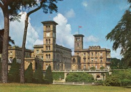 Postcard - Osborne House, Isle Of Wight. P.7. - England