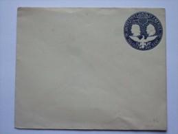 USA 1892 COLUMBUS AND LIBERTY POSTAL STATIONARY ENVELOPE UNUSED - 1847-99 Emissions Générales