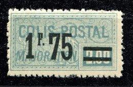 Colis Postaux ** N° 41 - 1F 75 S. 2Fvert . - Neufs