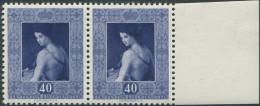 178 - Seltene, Grosse Retusche Auf Rücken Und Wange Der Frau