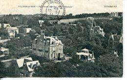 "N°46040 - Cpa Villers Sur Mer -""panorama -villa Mariani- - Villers Sur Mer"