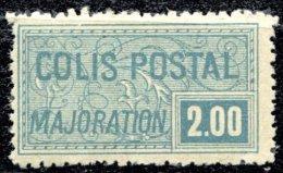 Colis Postaux ** N° 79 -  2F Bleu - Neufs