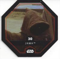 STAR WARS - Jeton Leclerc Cosmic Shells N° 30 - JAWA - Autres Collections