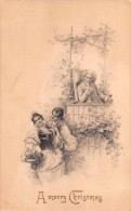 "03417 ""A MERRY CHRISTMAS - BUON NATALE - JOYEUX NOËL -FROHE WEIHNACHTEN - FELIZ NAVIDAD"" - Decorazioni Natalizie"