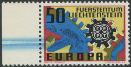 433 - EUROPA CEPT 1961 Mit Super ABART