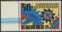 433 - EUROPA CEPT 1961 Mit Einmaliger ABART - Abarten