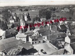 03 - JALIGNY SUR BESBRE - PLACE DU MARCHE  VUE AERIENNE - France