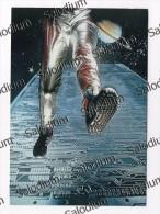 Greetings From GEC 87 - Solna - Space Astronauta Computer Elettronica Circuito - Giochi Elettronici GAME Gaming - Astronomia
