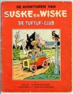 Suske En Wiske - De Tuftuf-club (1958) - Suske & Wiske