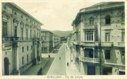 Avelino - Via Del Littorio - Avellino