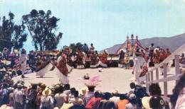 Mexique  - Las Tehuanas Y El Baile Zandunga En La Fiesta De La Guelaguetza - Mexique