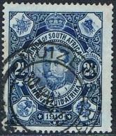 Afrique Du Sud - George V 1 Oblit. - Non Classés