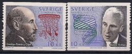 2003 Schweden Mi. 2353-4**MNH  Nobelpreisträger Für Medizin - Neufs