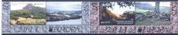 2011. Mountainous Karabakh, Europa 2011, 2v With 2 Labels, Mint/** - Armenia