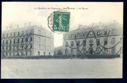 Cpa Du 54  Baccarat  20è Bataillon De Chasseurs - Sidi Brahim -- La Revue     DEC15 09 - Baccarat