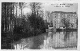 SAINT-FLORENT-SUR-CHER LE MOULIN DES LAVOIRS - Saint-Florent-sur-Cher