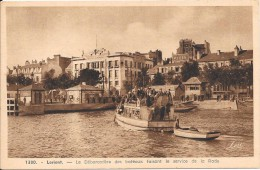 LORIENT - 56 -  Le Débarcadère Des Bateaux Faisant Le Service De La Rade - VAN - - Lorient